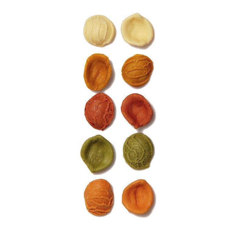 Orecchiette colorate